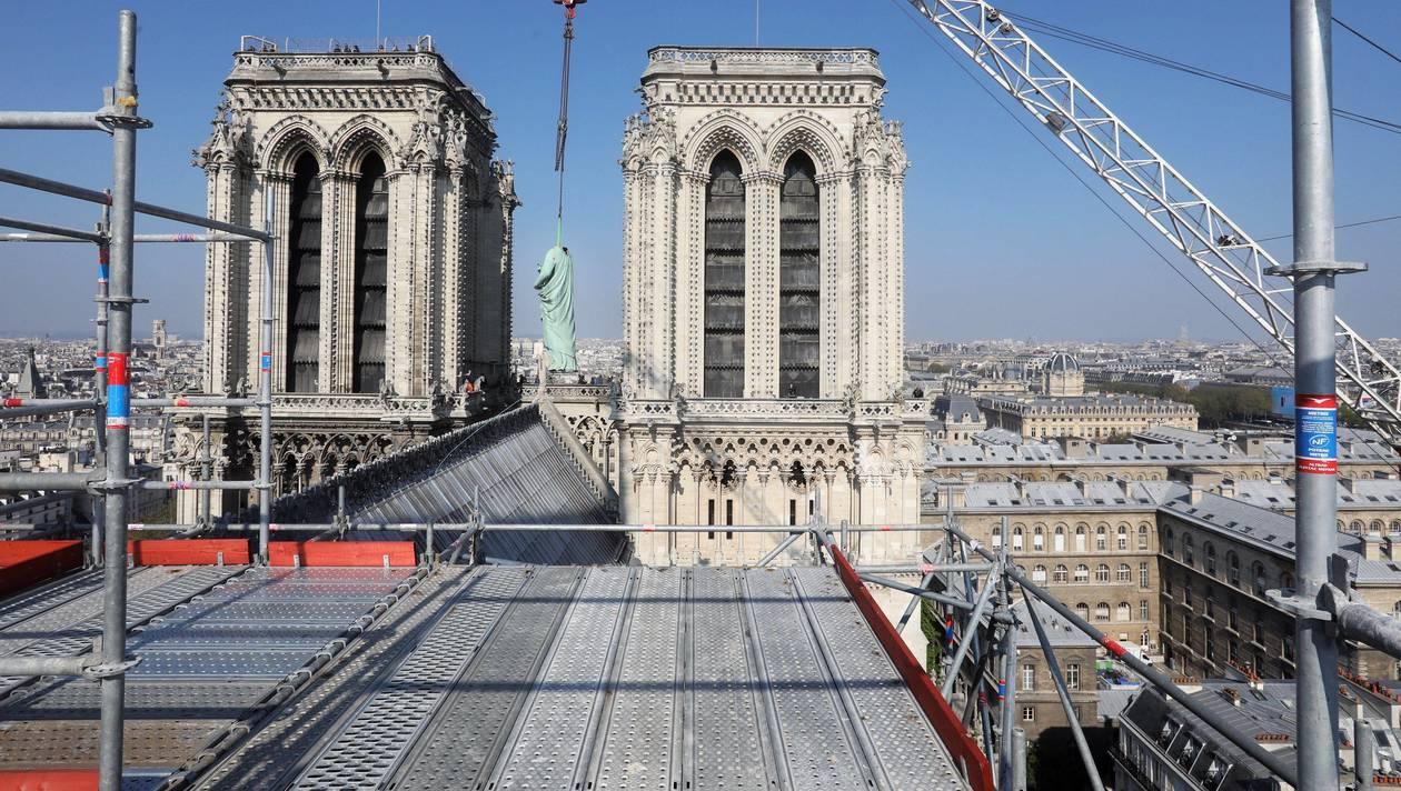 Chantiers Notre-Dame de paris