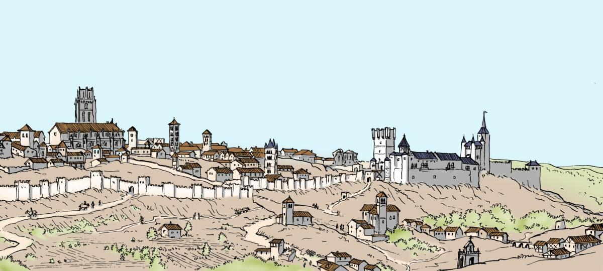 Catedral de Segovia. Unidad Didáctica para Educación Primaria