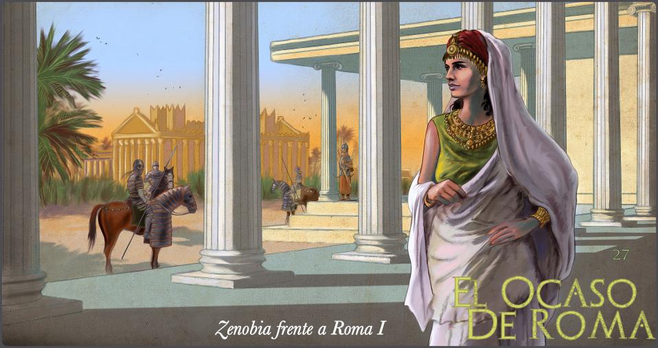 Zenobia, reina de Palmira