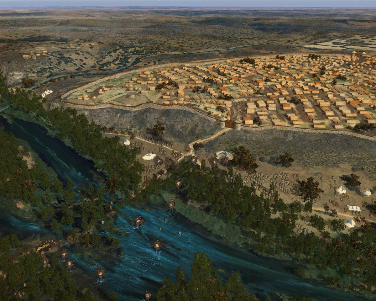 Centro Documental de los recintos fortificados de Salamanca
