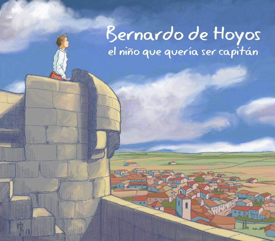 Bernardo de Hoyos. Cuento ilustrado