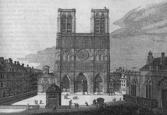 Le_parvis_et_la_façade_de_Notre-Dame_de_Paris_au_XVIIIe_siècle,_par_Jean-Bapstiste_Scotin_(1678-_)