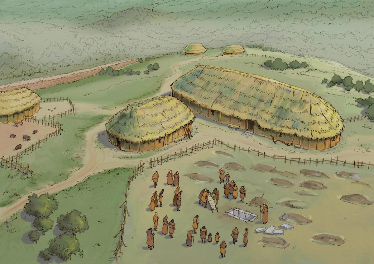 Arqueología altomedieval en Álava